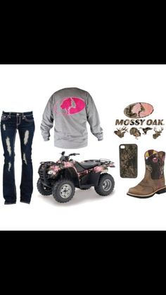 A fashion look from November 2013 featuring Nocona tech accessories. Browse and shop related looks. Camo Outfits, Cowgirl Outfits, Cowgirl Style, Country Girl Life, Cute N Country, Country Wear, Country Style Outfits, Country Fashion, Southern Outfits