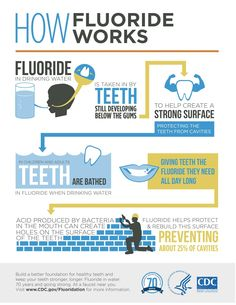 Learn how fluoride works!