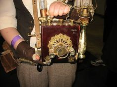 "steam punk camera | Steampunk cameras to add ""S""punk in your photography"