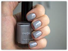 Inglot Nail Polish 364 Swatches #inglot #nailpolish Neutral Nail Art, Grey Nail Art, Grey Nail Polish, Gray Nails, Inglot Nail Polish, Nail Polishes, Nail Polish Designs, Nail Art Designs, Inglot Makeup