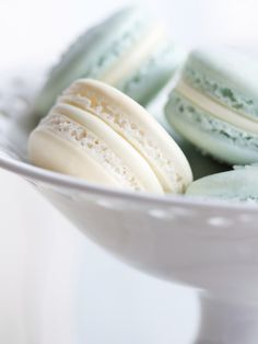 Mary A. Moy-Hochstetler's French Macarons