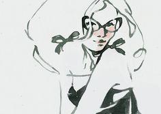 Paula Sanz Caballero for Chie Mihara