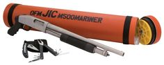 The Mossberg Mariner is a 500 series pump, with the added benefit of Mossberg's Marinecote finish