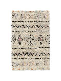 We love Moroccan rug