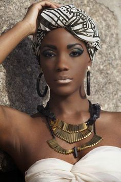 African Prints in Fashion: APiF Gift Guide: Accessories by 84Gem