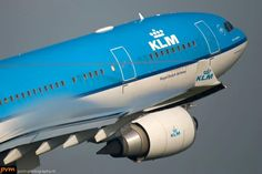 Uploaded to our KLM Facebook page by Pieter van Marion