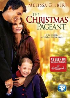 The Christmas Pageant DVD ~ Melissa Gilbert New Hallmark Christmas Movies, Great Christmas Movies, Xmas Movies, Christmas Shows, Family Movies, Christmas Music, Good Movies, Holiday Movies, Abc Family