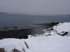 Alaska coastline