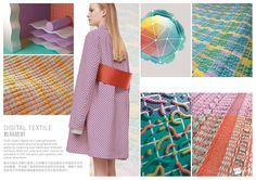 Biomimicry: Molecular Dimension   SPINEXPLORE - Trend fashion knitwear