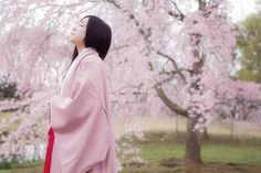Princess Kaguya cosplay