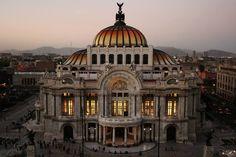 22-Centro Histórico da Cidade do México e Xochimilco - México