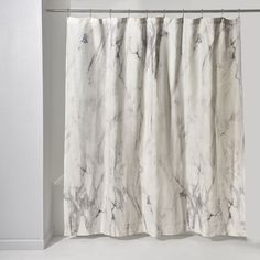 Discover Marmo Shower Curtain Online | Waterworks