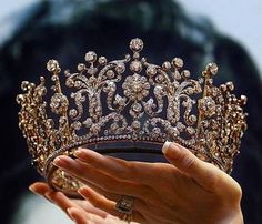 one of many royal crowns