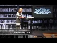 Law of Love session 1 Beth Moore study of Deuteronomy