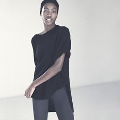 Filippa K Soft Drape Pullover. This autumn-vinter´s to live-in sweater from Le Yoga Shop Paris.