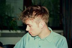 Damon Albarn, lead singer of Blur, Berlin, Photograph by Gilbert Blecken Gorillaz, Blur, Define Cool, Maybelline, Liam Gallagher, Jamie Hewlett, Britpop, Look At You, Beautiful Men