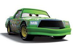 Cars Chick Hicks