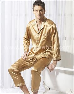 Sensual Home - Silk Pajamas for Men - Satin Pajamas - Enjoy Your  Professional Feng Shui Design Consultation at the link. 12970d5f9