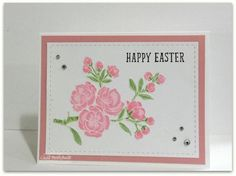 WOW Easter by simplybeautiful - Cards and Paper Crafts at Splitcoaststampers