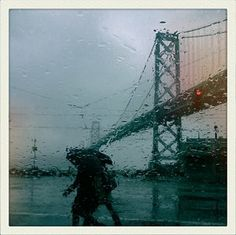 Get Ready for Some Real Rain, San Francisco....  Promises, promises.