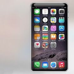 Novos iPhones devem ter resoluções maiores para rivalizar com concorrentes