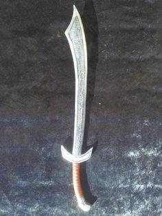 Espada ASSASINSCURVE 54.45 € / www.VelsaniaWorld.com / LARP COSPLAY REV SOFTCOMBAT SWORD