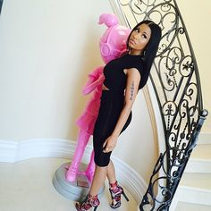 Nicki Minaj Parades Her Style Transformation With 3 Amazing Looks