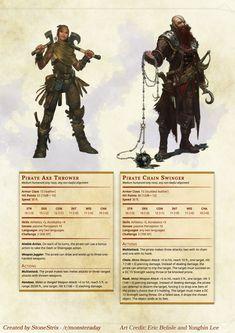 Grim Sea Pirates