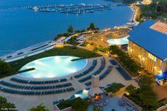 Hyatt Regency Chesapeake Bay in Cambridge, MD.
