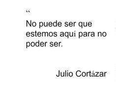 Jilulio Cortázar#frases#amor