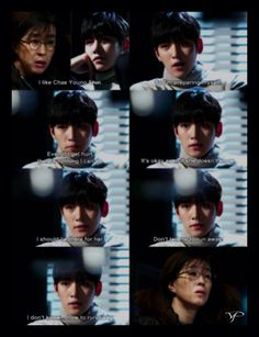 Why can't a guy feel this way for me ('who knows?' Says the optimistic side of my brain) #healer #jichangwook