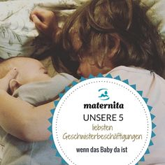 unsere 5 liebsten Geschwisterbeschäftigungen, wenn das Baby da ist Baby, Sleep, Personal Care, Siblings, Pregnancy Planning Resources, Kids, Self Care, Personal Hygiene, Babies