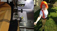 Leeloo Dallas's Multipass Costume 555 x 300