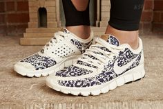 I WANT!     The brand new Liberty x Nike collection is now available in store and online at Liberty.co.uk