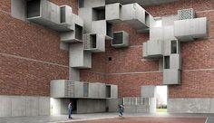 Filip Dujardin – Architectures Imaginaires | One360.eu