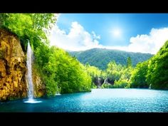 3 HOURS Nature Sounds. River in the Shire. Relax, No Music, Sleep, Study, Water Sounds, Meditation - YouTube