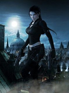 I never did get to play angel of Darkness myself. But, it's Lara we're talking about, so I know it's good.