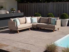 AROSA Lounge Garten Sofa 2-Sitzer #garten #gartenmöbel #gartensofa ...