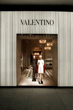 Sao Paolo Flagship Store  http://www.valentino.com/en/home/store_locator/