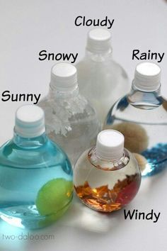 Cool weather bottles