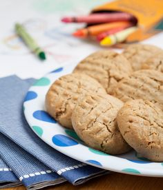 Peanut-Free Peanut Butter Cookies from Naturally Sweet & Gluten-Free - vegan, gluten-free, dairy-free recipe via Gluten Free Treats, Dairy Free Recipes, Vegan Recipes, Peanut Butter Cookie Recipe, Cookie Recipes, Vegan Sweets, Healthy Desserts, Peanut Free Peanut Butter, Sans Gluten Vegan