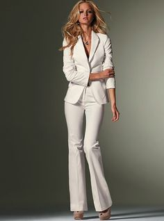 White Out - I love this suit!