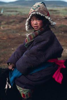 Tibet, 2001. Steve McCurry