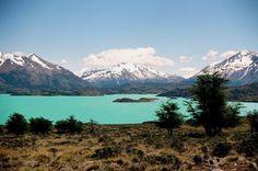 Parque Nacional Perito Moreno, Argentina.