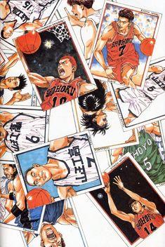 Cartoon Toys, 90s Cartoons, Kuroko, Sketchbook Tumblr, Slam Dunk Manga, Inoue Takehiko, Nba Wallpapers, Mecha Anime, Comic Movies