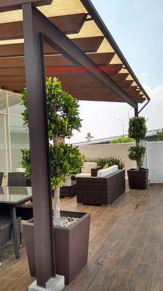 Diy Pergola, Deck With Pergola, Outdoor Pergola, Covered Pergola, Pergola Shade, Diy Patio, Backyard Patio, Gazebo, Outdoor Decor
