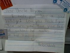 The other note about Satan: | 15 Of The Creepiest Notes A Child Has Ever Written