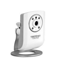 TRENDnet Caméra TV-IP572WI -IP HD + Wi-Fi N 150 + Vision nocturne - TrendNet - Vente Privée