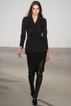 Altuzarra Fall 2013 Ready-to-Wear Fashion Show - Manon Leloup