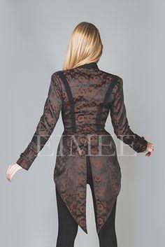 Ladies Tailcoat Formal coat top Victorian Clothing VIVIAN